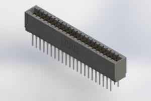726-044-527-201 - Press-Fit Card Edge Connectors