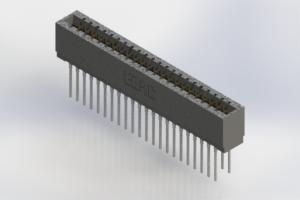 726-044-540-201 - Press-Fit Card Edge Connectors