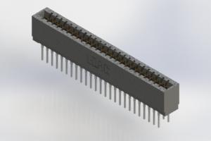 726-050-527-201 - Press-Fit Card Edge Connectors