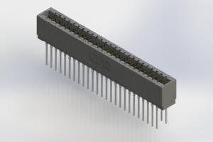 726-050-540-201 - Press-Fit Card Edge Connectors
