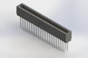 726-050-553-201 - Press-Fit Card Edge Connectors