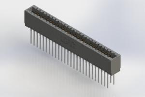 726-052-540-201 - Press-Fit Card Edge Connectors