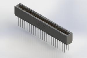 726-052-545-201 - Press-Fit Card Edge Connectors