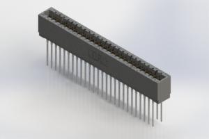 726-052-553-201 - Press-Fit Card Edge Connectors