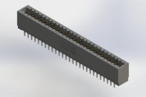 726-054-520-201 - Press-Fit Card Edge Connectors