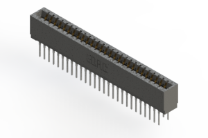 726-054-527-201 - Press-Fit Card Edge Connectors
