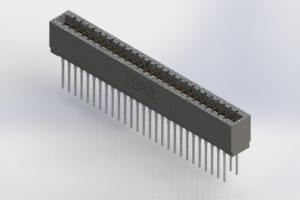 726-054-540-201 - Press-Fit Card Edge Connectors