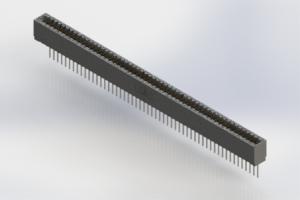 726-054-545-101 - Press-Fit Card Edge Connectors