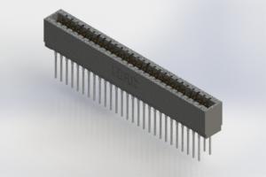 726-054-545-201 - Press-Fit Card Edge Connectors
