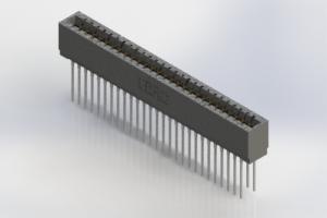 726-054-553-201 - Press-Fit Card Edge Connectors