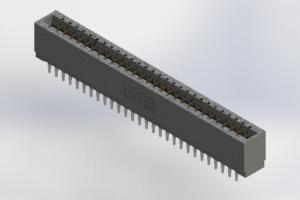 726-056-520-201 - Press-Fit Card Edge Connectors