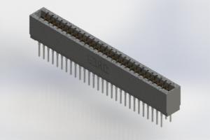 726-056-527-201 - Press-Fit Card Edge Connectors