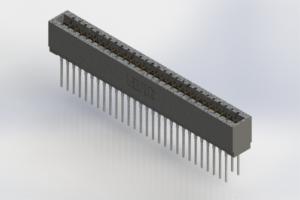 726-056-540-201 - Press-Fit Card Edge Connectors