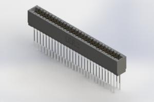 726-056-541-201 - Press-Fit Card Edge Connectors