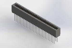 726-056-545-201 - Press-Fit Card Edge Connectors