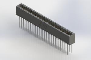 726-056-553-201 - Press-Fit Card Edge Connectors