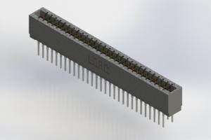 726-058-527-201 - Press-Fit Card Edge Connectors