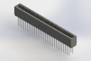 726-058-540-201 - Press-Fit Card Edge Connectors