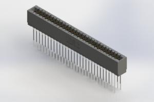 726-058-541-201 - Press-Fit Card Edge Connectors