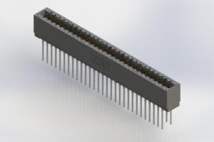 726-058-545-201 - Press-Fit Card Edge Connectors