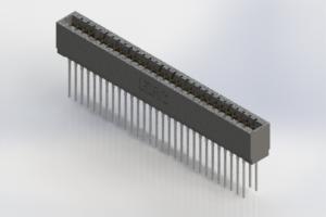 726-058-553-201 - Press-Fit Card Edge Connectors