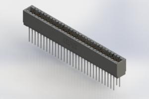 726-060-540-201 - Press-Fit Card Edge Connectors
