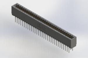 726-062-527-201 - Press-Fit Card Edge Connectors