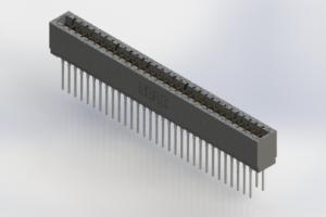 726-062-540-201 - Press-Fit Card Edge Connectors