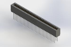 726-062-545-201 - Press-Fit Card Edge Connectors