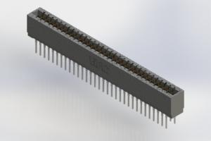 726-064-527-201 - Press-Fit Card Edge Connectors