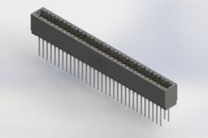 726-064-540-201 - Press-Fit Card Edge Connectors