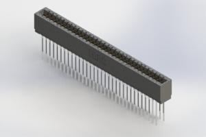 726-064-541-201 - Press-Fit Card Edge Connectors