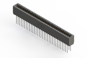 726-064-545-201 - Press-Fit Card Edge Connectors