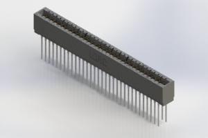 726-064-553-201 - Press-Fit Card Edge Connectors