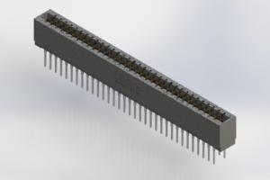 726-066-527-201 - Press-Fit Card Edge Connectors