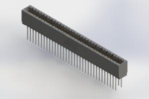 726-066-540-201 - Press-Fit Card Edge Connectors