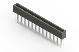 726-066-541-201 - Press-Fit Card Edge Connectors