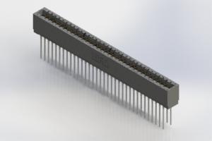 726-068-553-201 - Press-Fit Card Edge Connectors