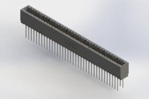 726-072-540-201 - Press-Fit Card Edge Connectors