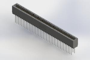 726-074-540-201 - Press-Fit Card Edge Connectors