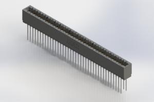 726-076-553-201 - Press-Fit Card Edge Connectors