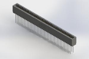 726-078-553-201 - Press-Fit Card Edge Connectors