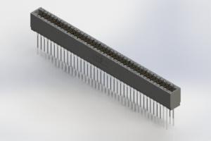 726-080-541-201 - Press-Fit Card Edge Connectors