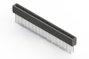 726-080-553-201 - Press-Fit Card Edge Connectors