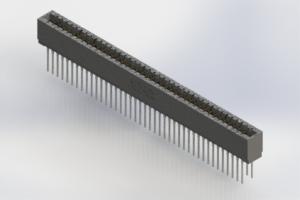 726-082-540-201 - Press-Fit Card Edge Connectors