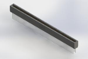 726-102-545-201 - Press-Fit Card Edge Connectors