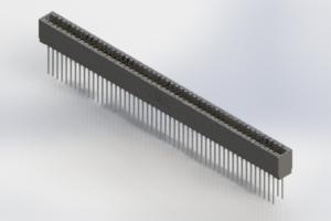 726-102-553-201 - Press-Fit Card Edge Connectors