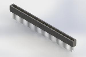 726-104-540-201 - Press-Fit Card Edge Connectors