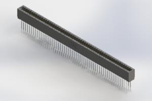 726-110-541-201 - Press-Fit Card Edge Connectors
