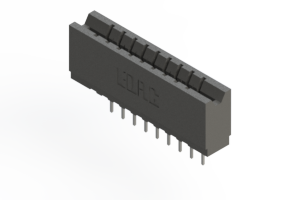 737-009-522-106 - Press-Fit Card Edge Connectors